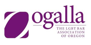 OGALLA. The LGBT Bar Association of Oregon.